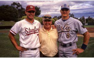Gall Star & legendary St. Francis baseball Coach Chris Bradford